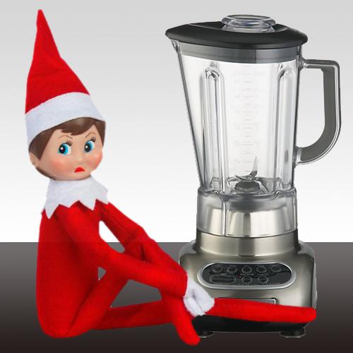 blended elf